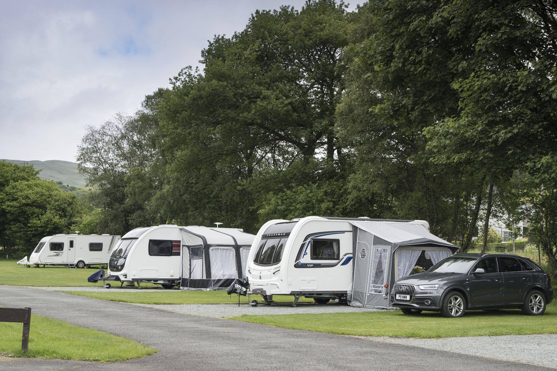 Slingsby - Camping and Caravanning Club Site - The Camping