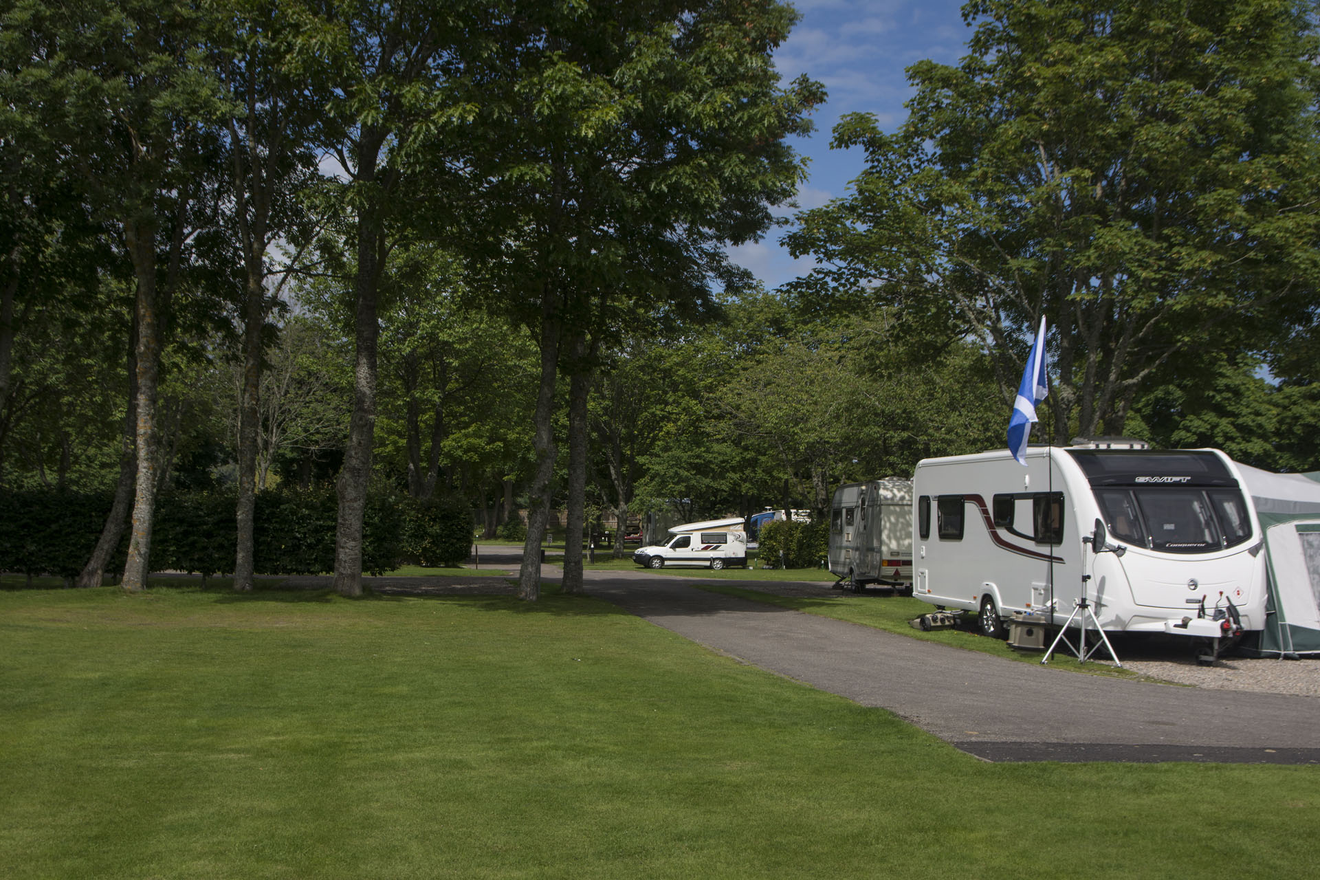 Clitheroe - Camping and Caravanning Club Site - The