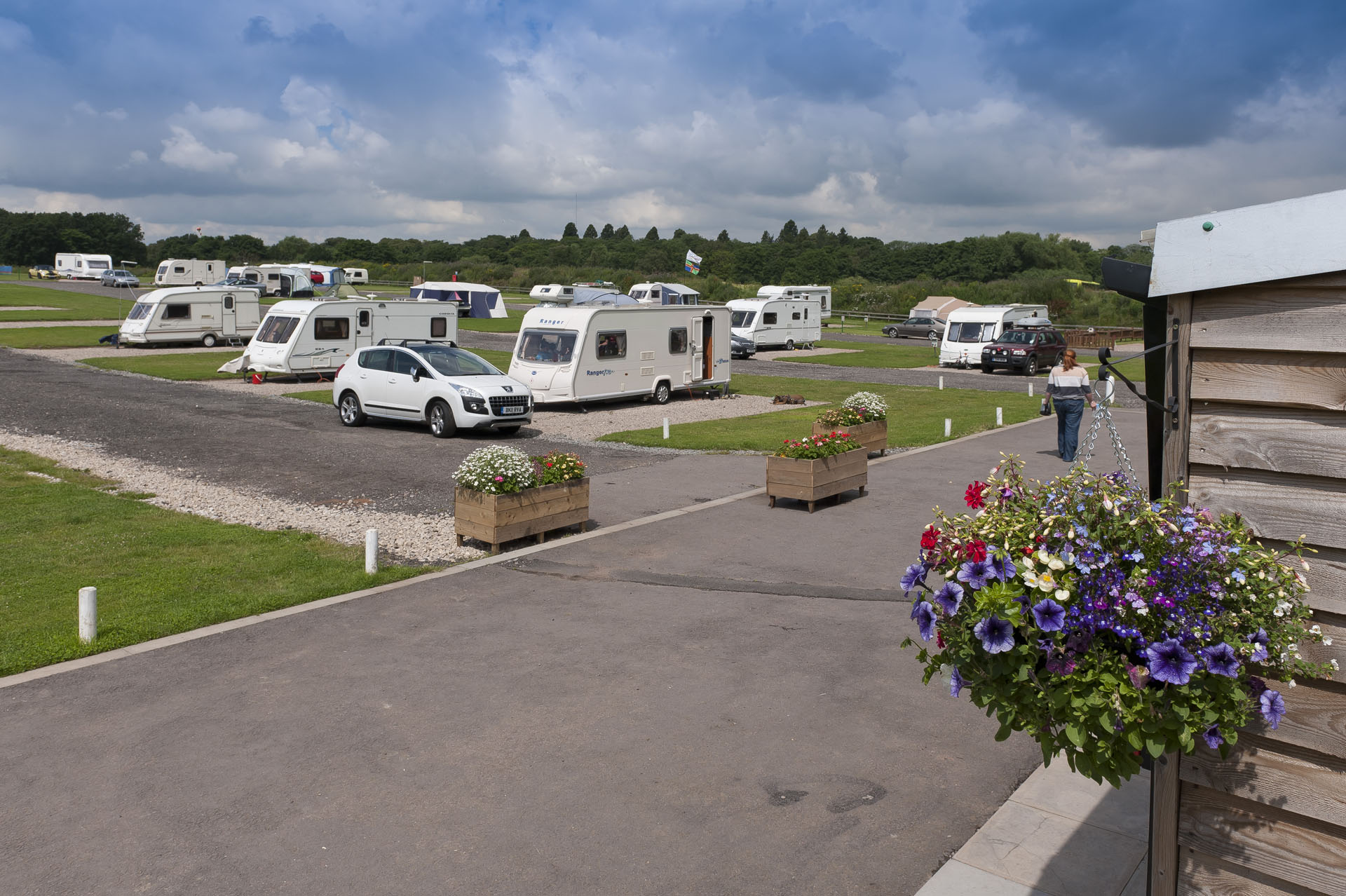 Scone - Camping and Caravanning Club Site - The Camping