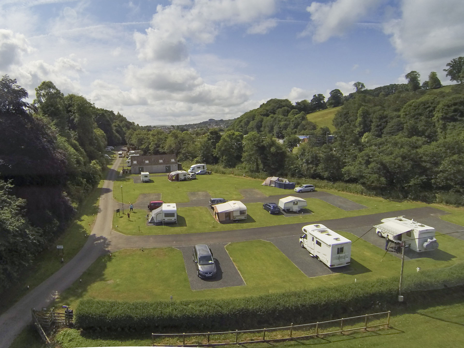 Nairn - Camping and Caravanning Club Site - The Camping