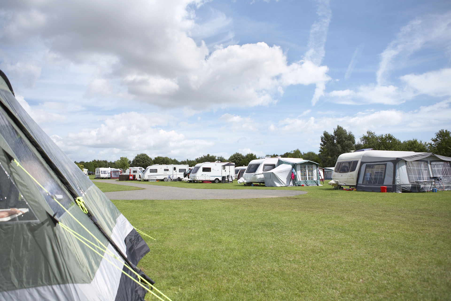 camping lowestoft tents