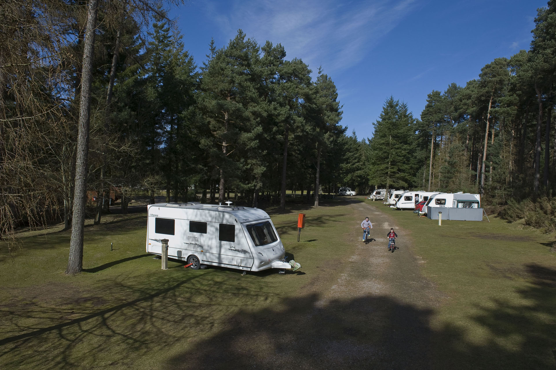 Oban - Camping and Caravanning Club Site - The Camping and