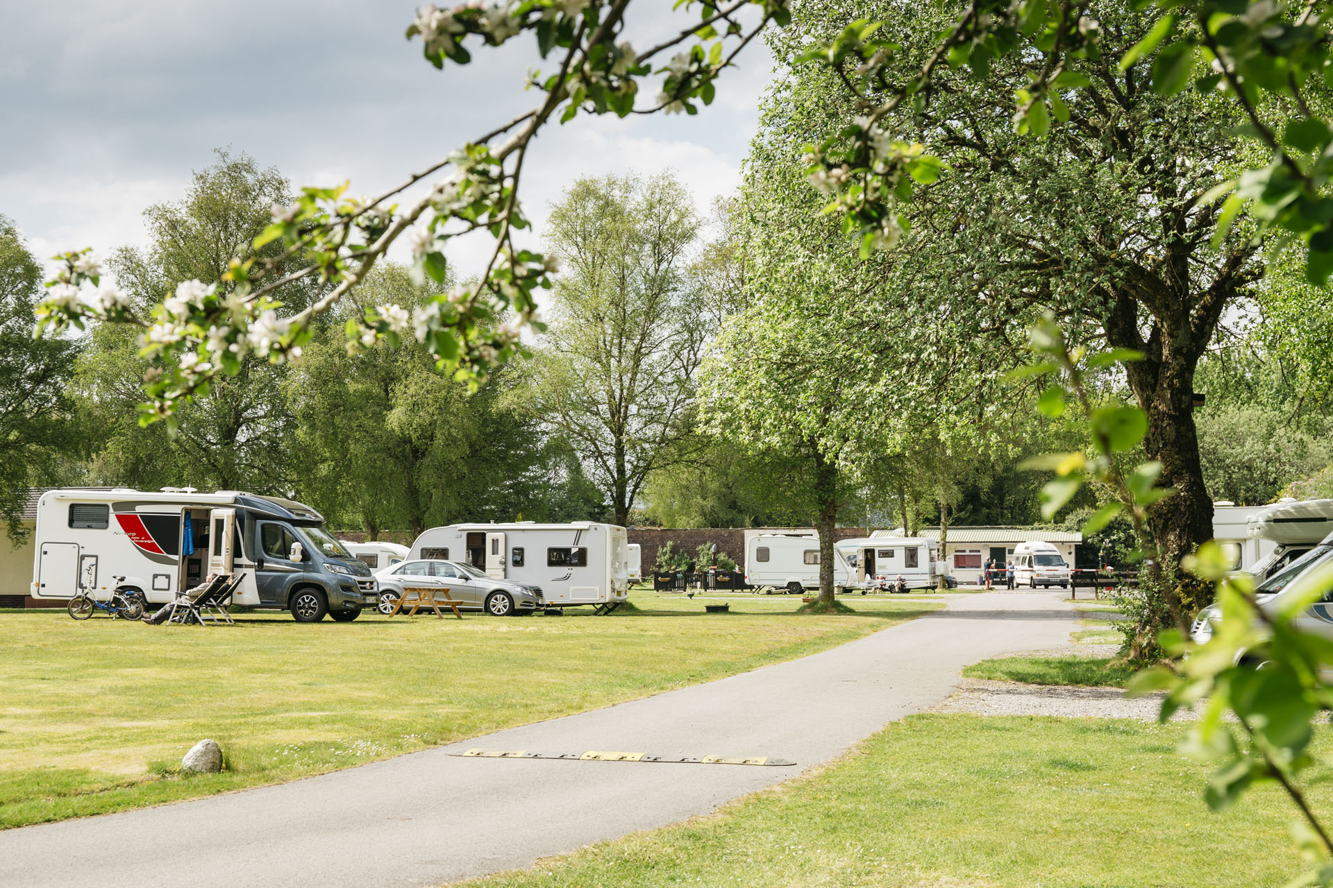 Wyeside - Camping and Caravanning Club Site - The Camping