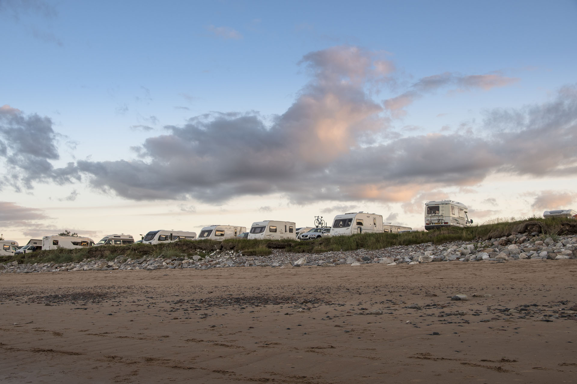 Rosemarkie Camping And Caravanning Club Site The