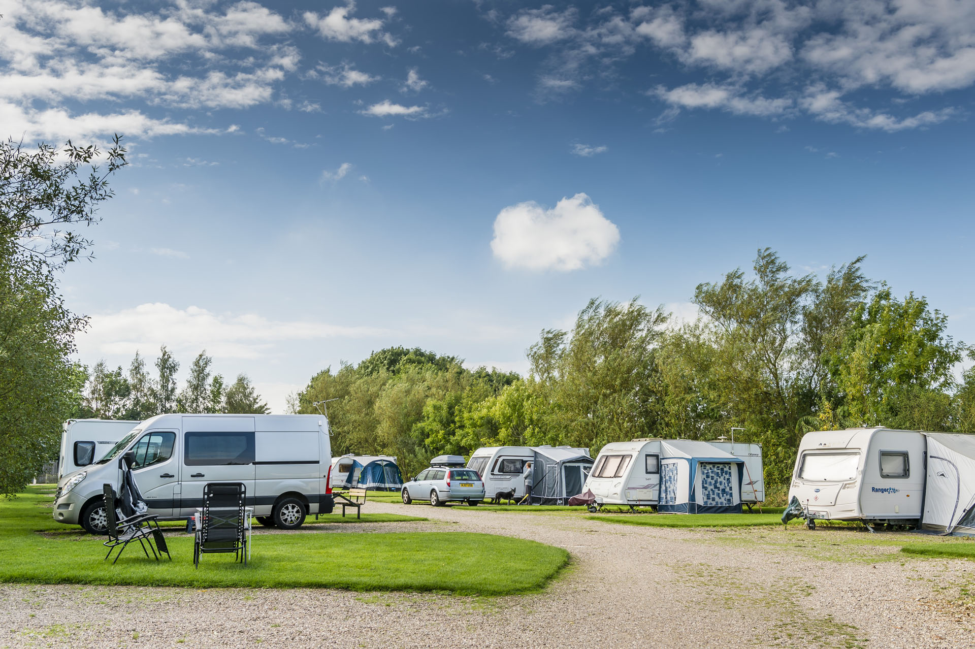 Devizes - Camping and Caravanning Club Site - The Camping