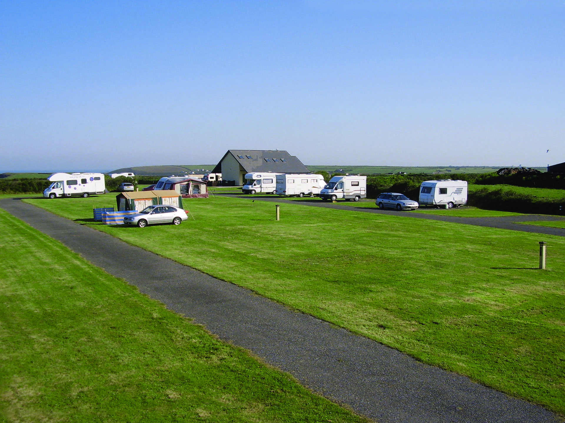 Salisbury - Camping and Caravanning Club Site - The
