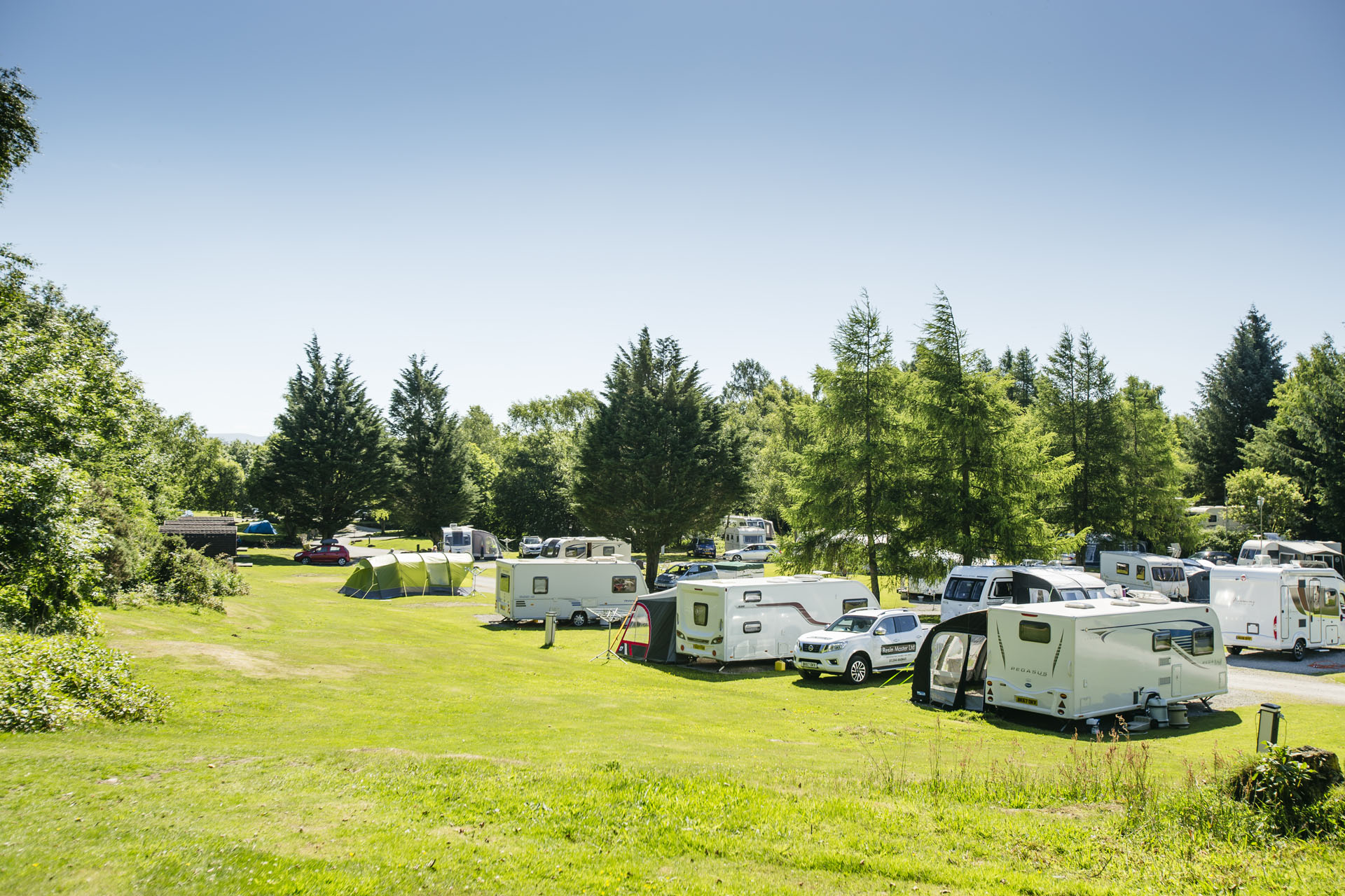 Glencoe - Camping and Caravanning Club Site - The Camping