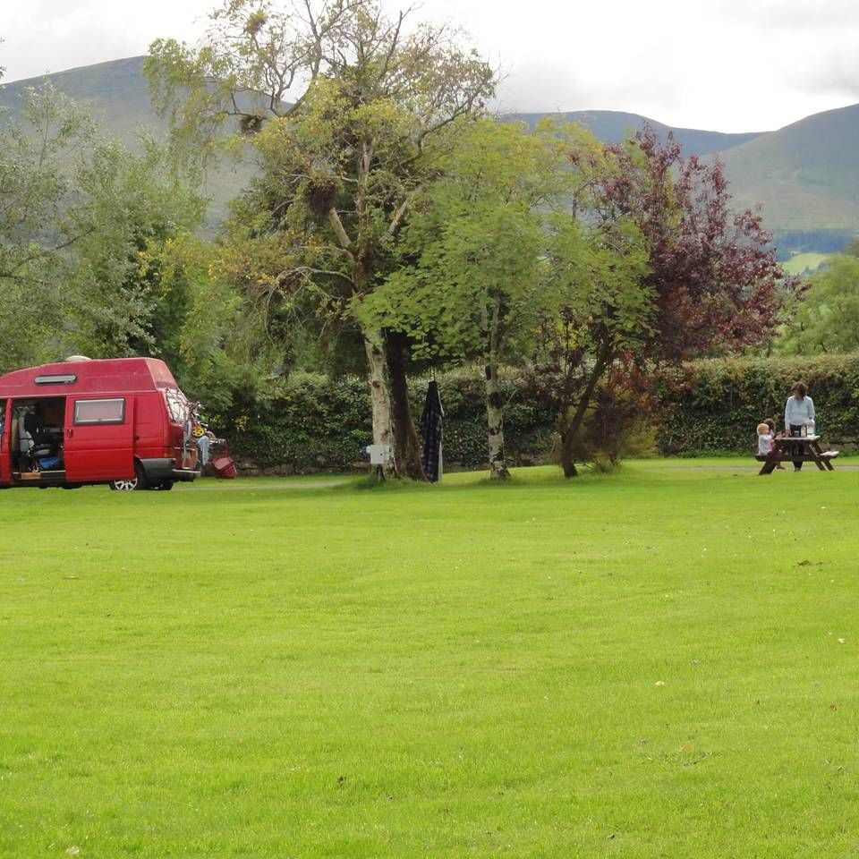 Ballinacourty House - The Camping and Caravanning Club