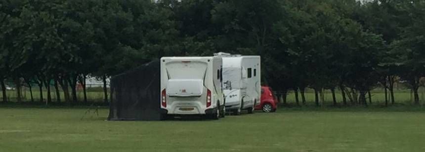 Lymington - Forest Farm - The Camping and Caravanning Club