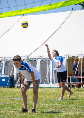 Volleyball Activities Page