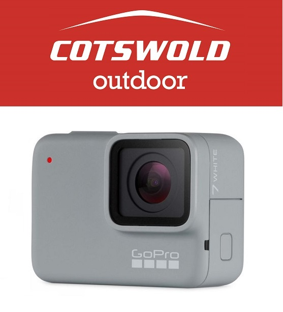 Cotswold Outdoor prize