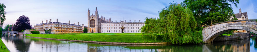 Cambridge Romantic Getaways