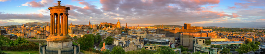 Edinburgh Romantic Getaways