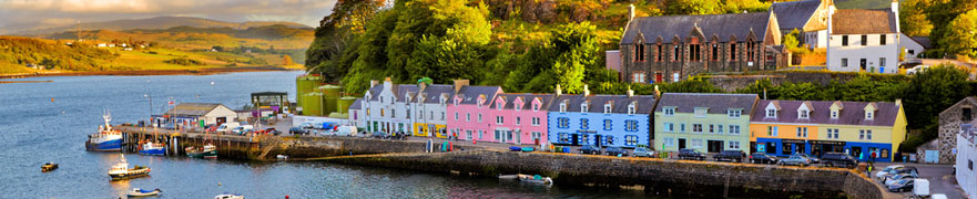 Isle of Skye Romantic Getaways