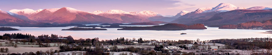 Loch Lomond Romantic Getaways