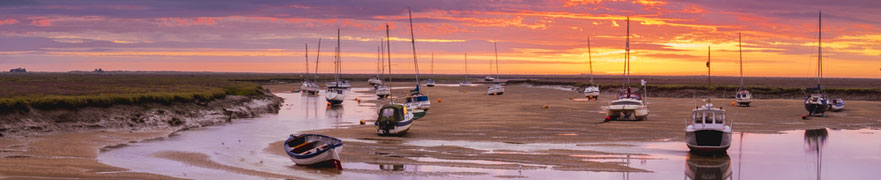 Norfolk Romantic Getaways