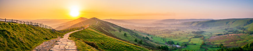 Peak District Romantic Getaways