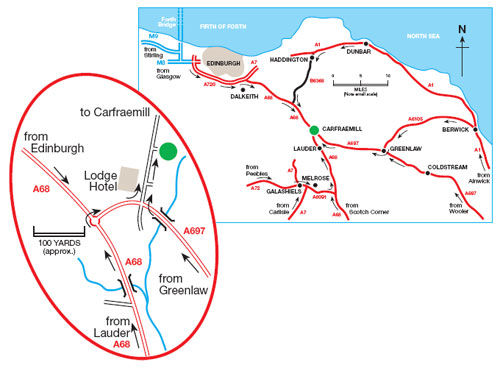 Location Map Lauder 2011