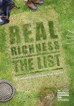 Real Richness - The List