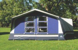 Trailer tents and folding campers