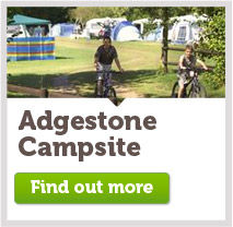 Adgestone, camping on the Isle of Wight