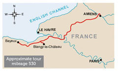 Escorted Tour of Normandy