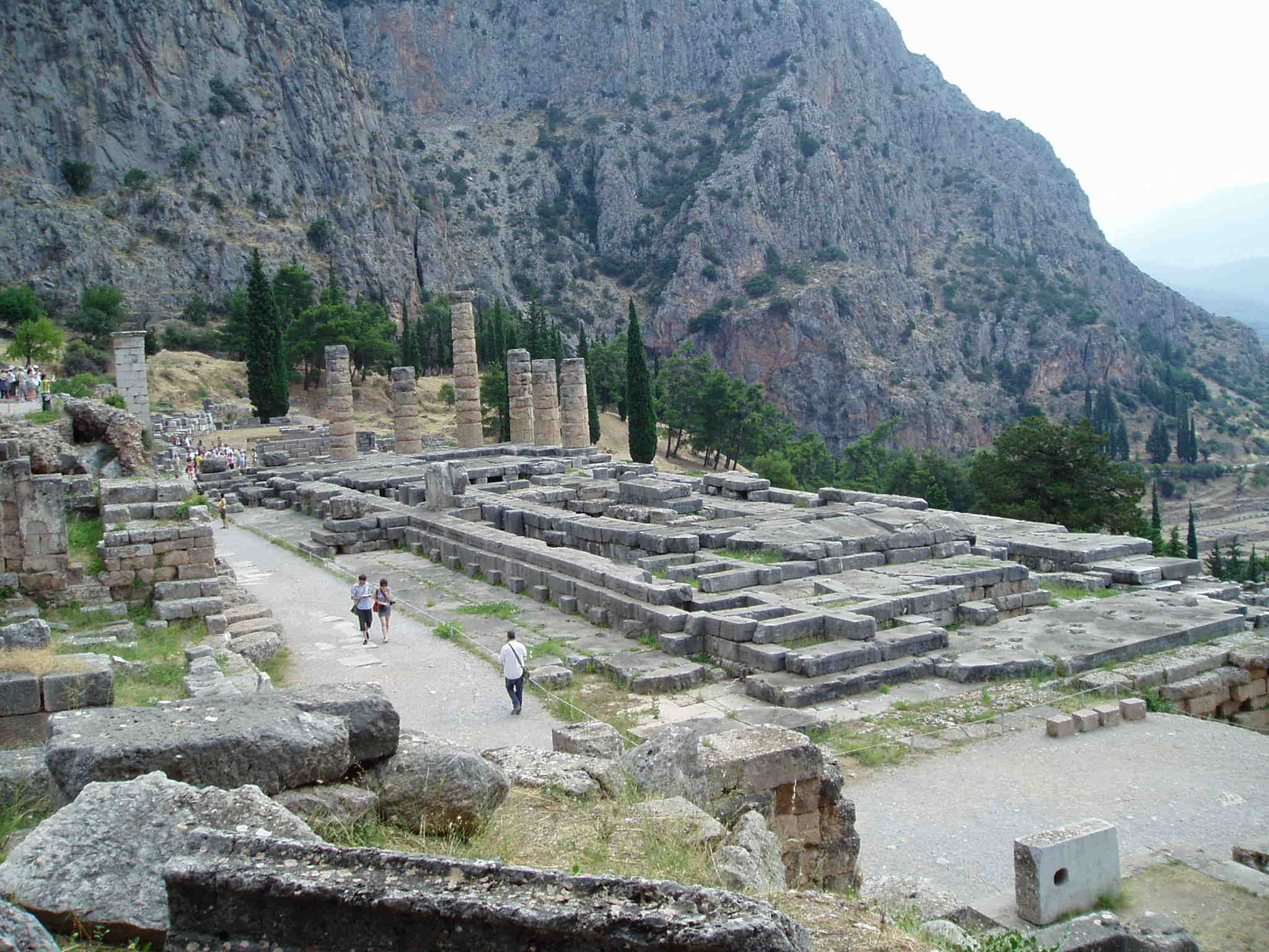 Archaeological Delphi