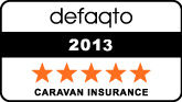 5 Star rated caravan insurance