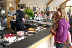 Puddings at Riverford Organic