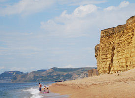 Beach Broadchurch