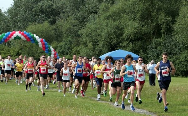 Lee Valley 10k and Family Fun Run