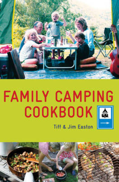 Famil camping cookbook