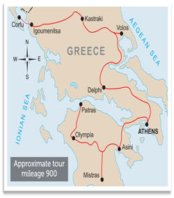 Greece-Map