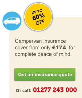 Campervan Insurance CTA