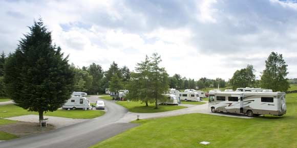 Lake Windermere, Campsites in the Lake District