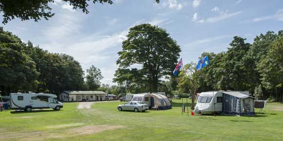 Norwich, campsites in norfolk