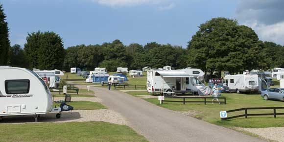 Perfect beach holiday at West Runton campsite, Norfolk