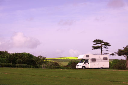 motorhome journey