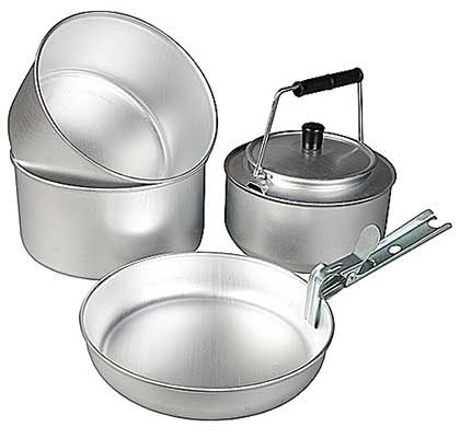 Kampa comp - pan set