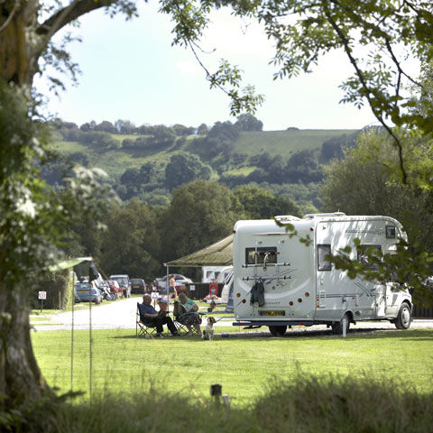 The Wonderful Facilities at Leek Camp Site, Staffordshire
