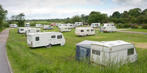 Boroughbridge, campsites in Yorkshire
