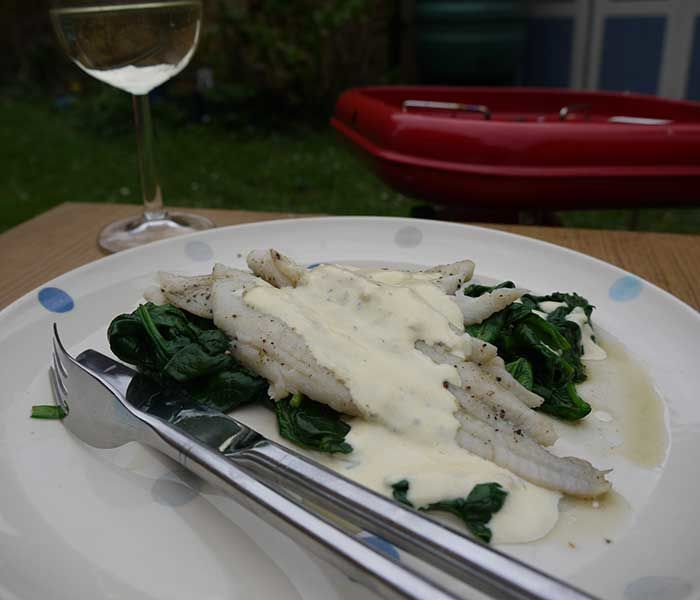 Cooked Torbay Sole