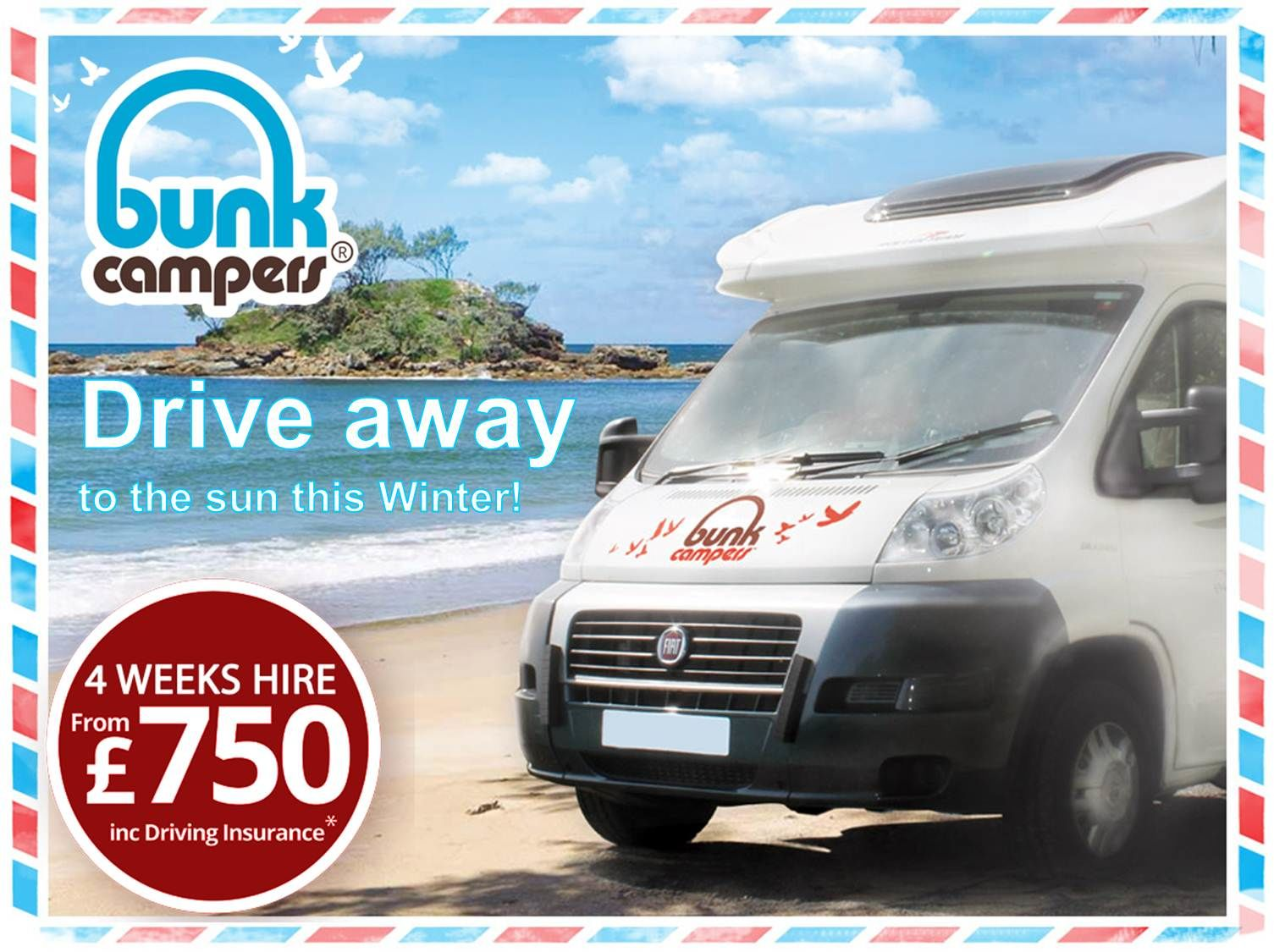 Bunk campers WS advert