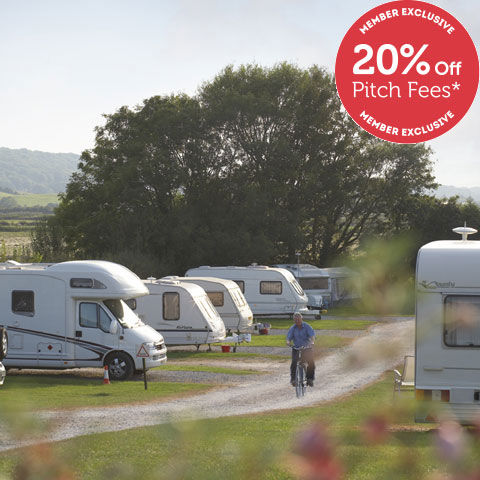 Beach holiday at Weston-super-Mare campsite, campsites in Somerset