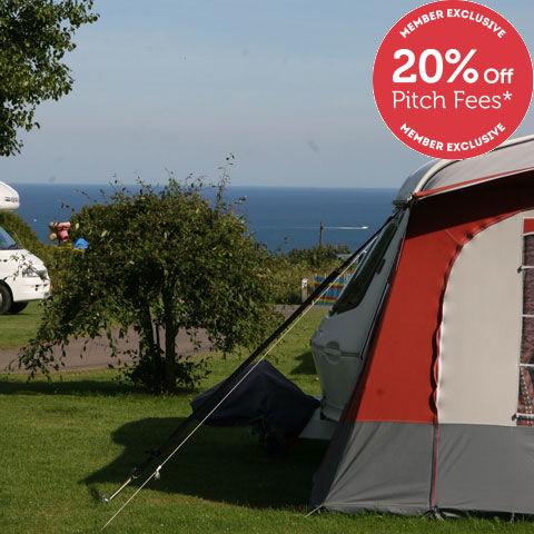 Beach Holiday at Dartmouth campsite, Campsites in Devon