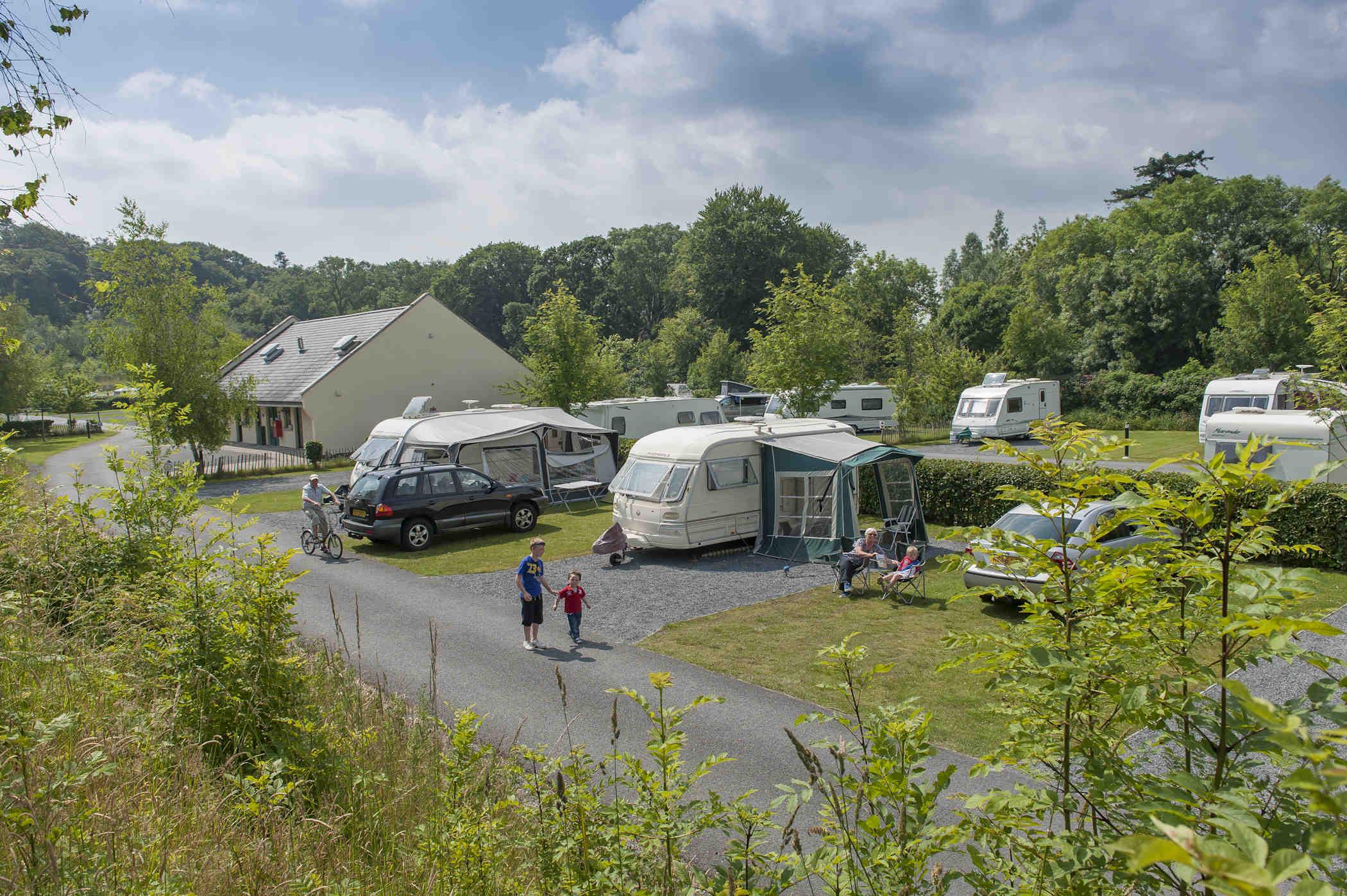 Beuvelande Campsite | Explore Jersey in Channel Islands