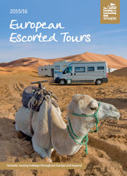 2015/16 European Escorted Tours brochure
