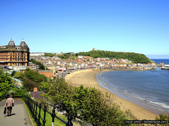 Scarborough, Yorkshire