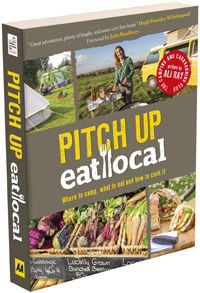 Pitch Up Eat Local cover