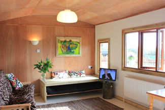 Ashbourne Camping Cabin